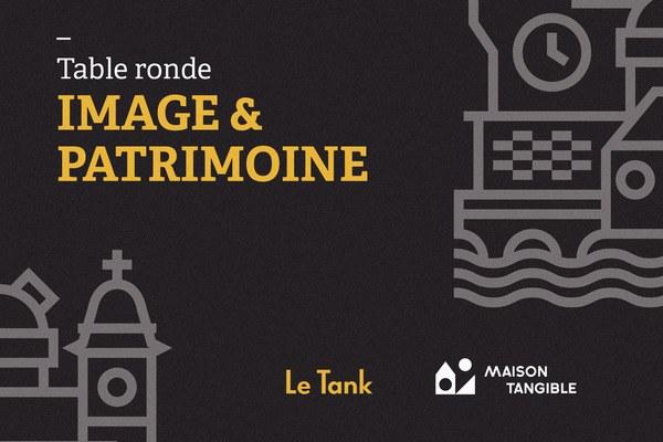 Images et Patrimoine, table ronde