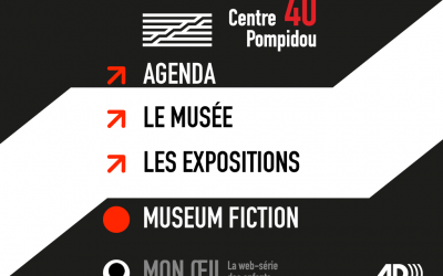 L'application du Centre Pompidou : un musée entre vos mains