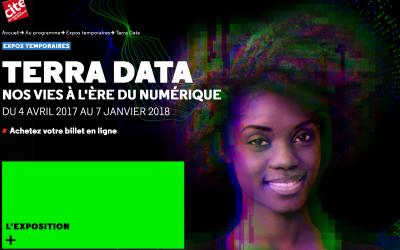 Cité des Sciences : Terra Data, l'expo qui décode les données numériques
